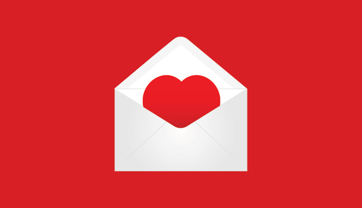 Valentine's Day: Share the Love with Promotional Mailers