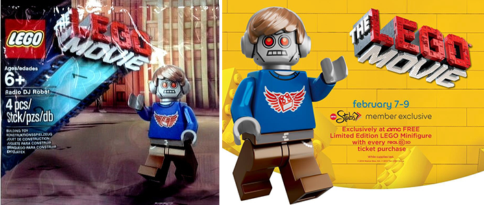 promotional lego exclusive