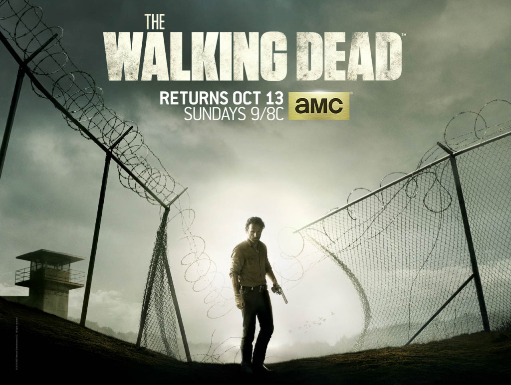 AMC Brings The Walking Dead To Life