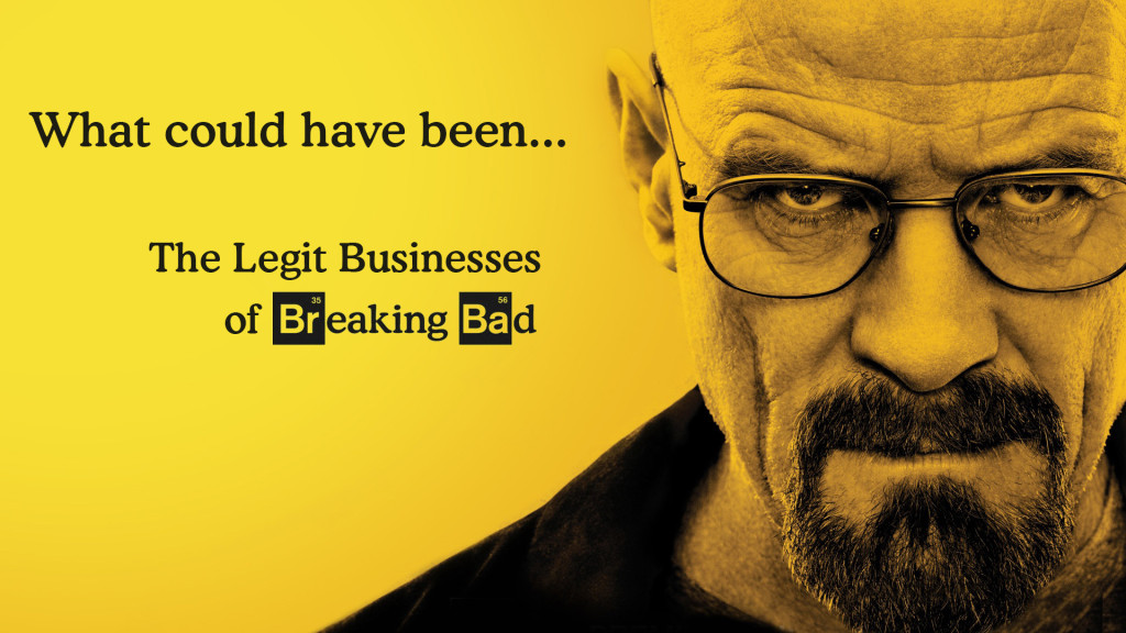 How Walter White Should Have Built a Brand…The Right Way