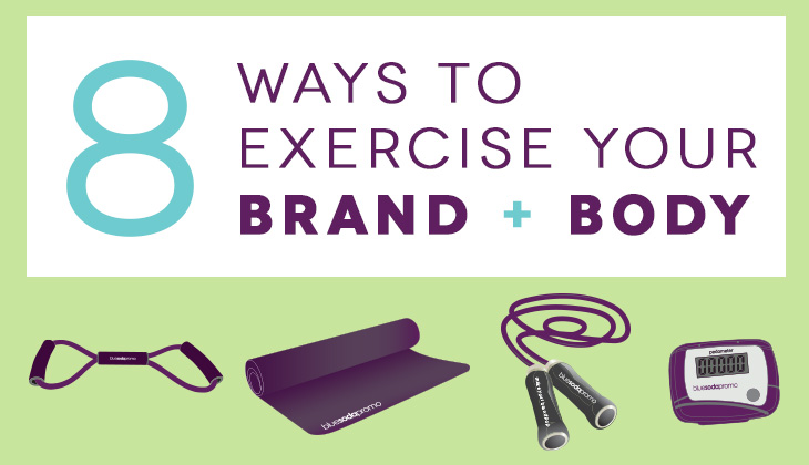 how to build your fitness brand with promo