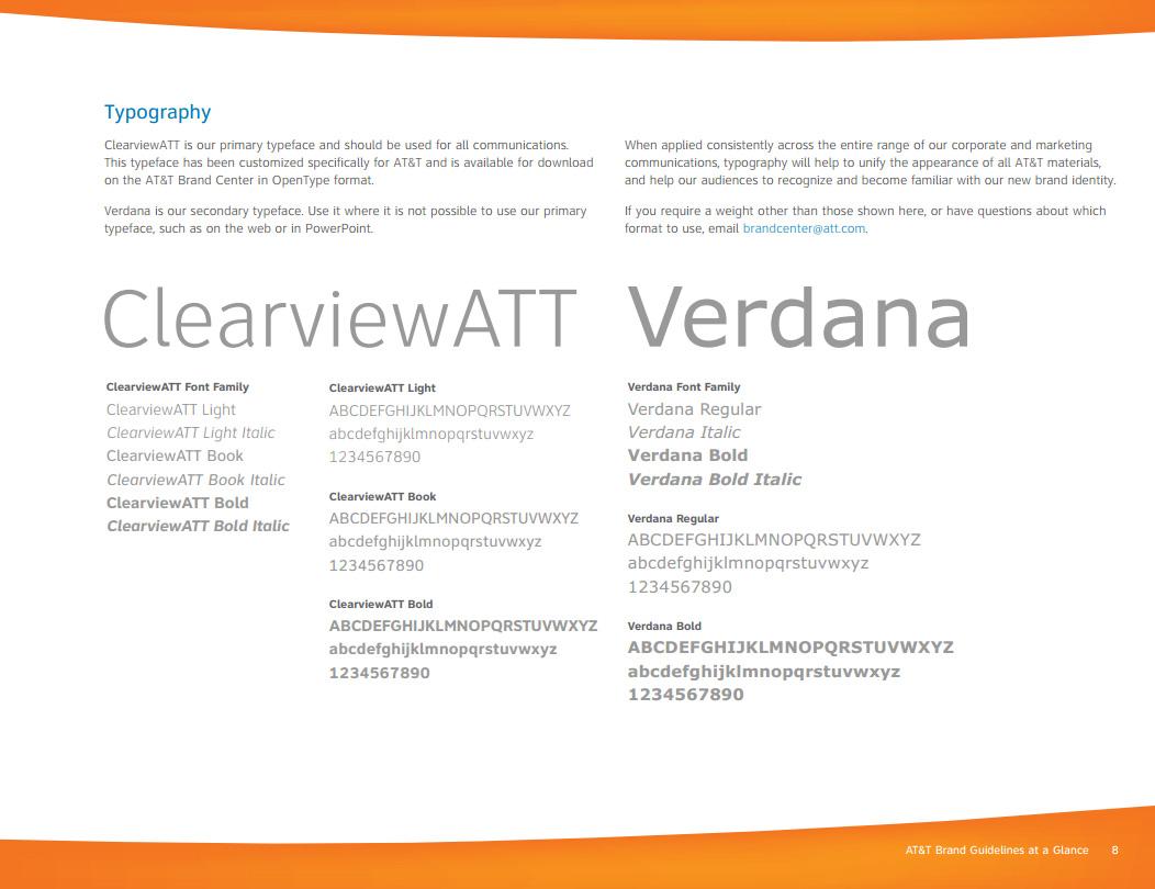 Clearviewatt Book Font