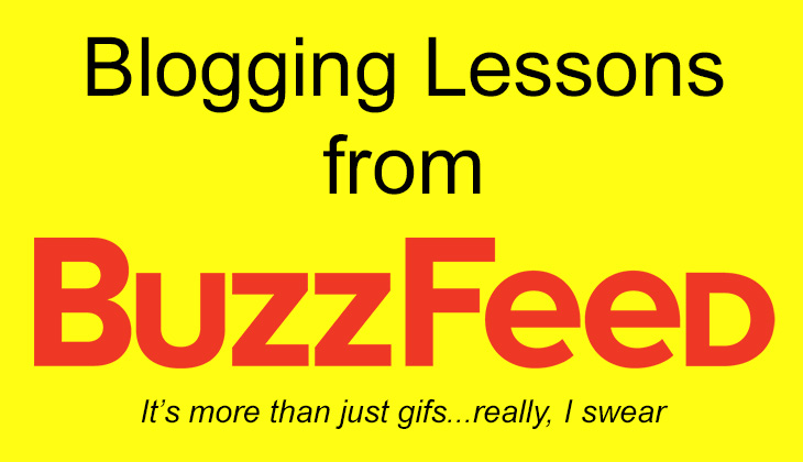 6 Things You Can Learn About Blogging From Buzzfeed