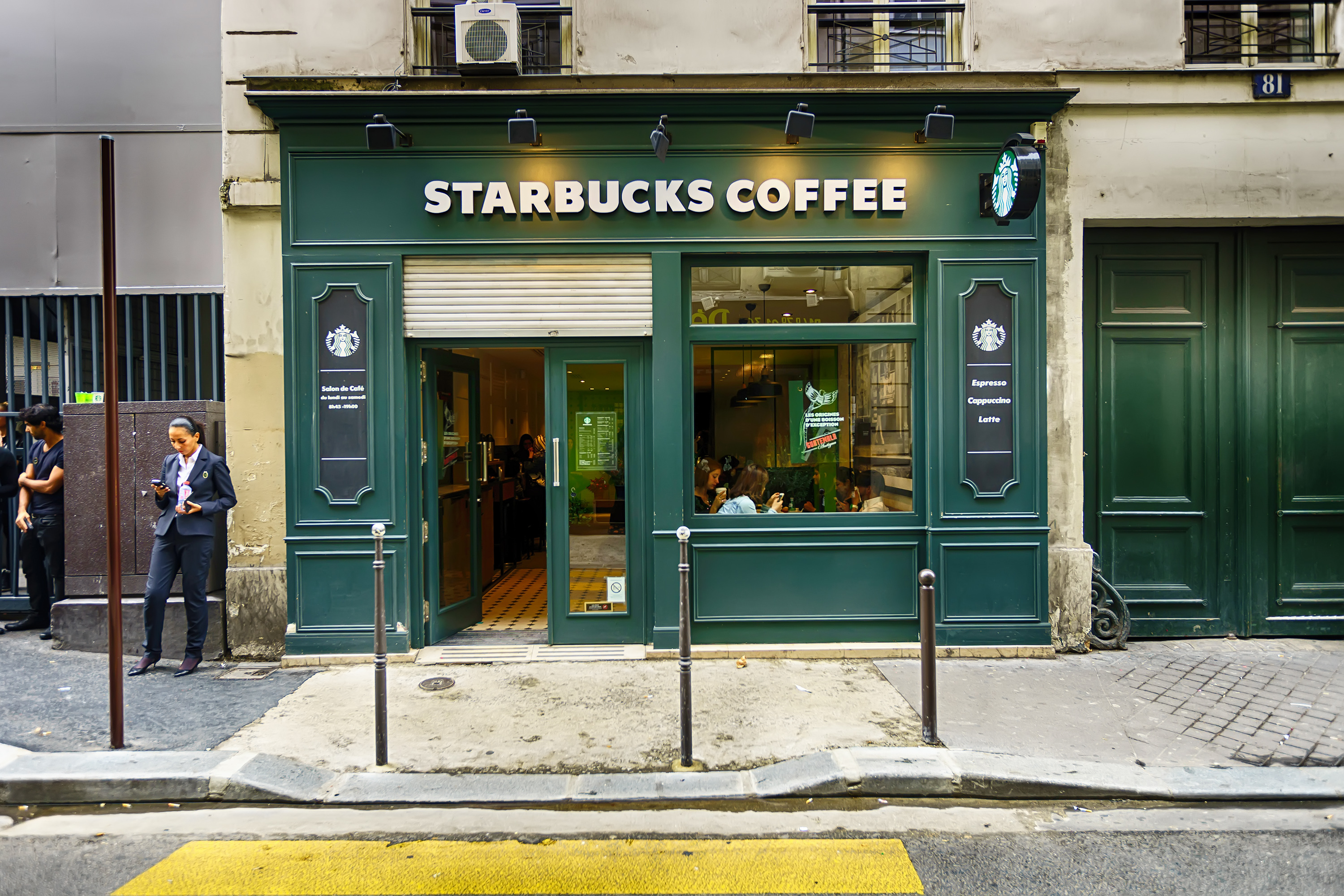what is starbucks strategy