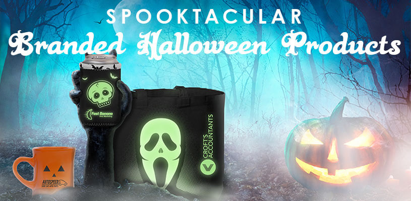 Spooktacular Branded Halloween Products