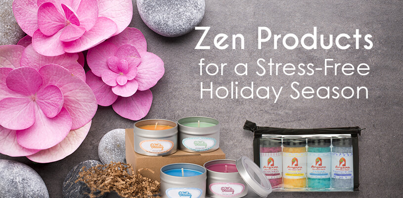 Zen Products for a Stress-Free Holiday Season
