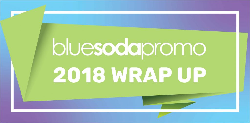 Blue Soda Promo 2018 Wrap-Up