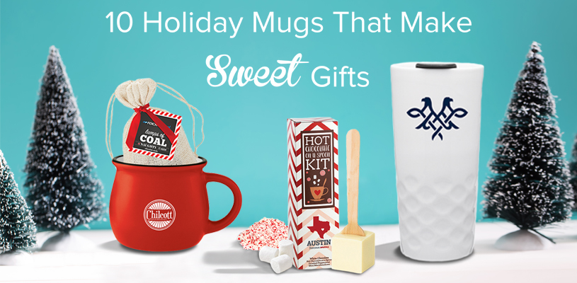 10 Holiday Mugs That Make Sweet Gifts