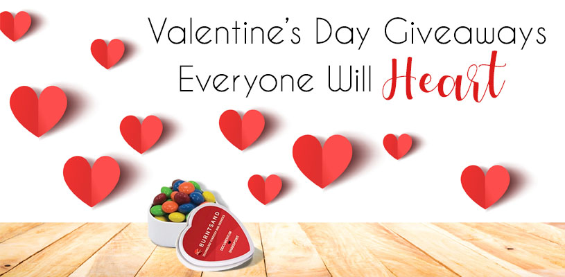 Valentine's Day Giveaways Everyone Will Heart